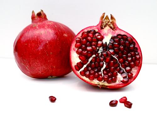 Pomegranate-Lauren Embroski | Cucumber-Lauren Embroski
