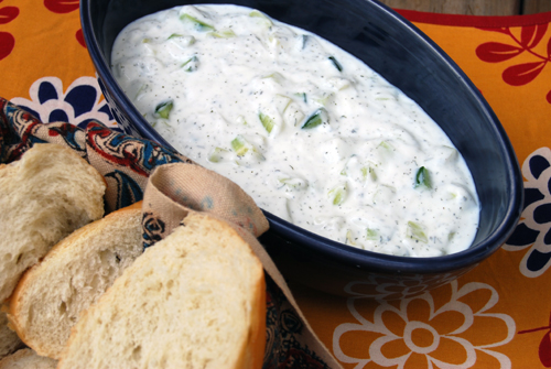 Another great yogurt appetizer is Yogurt and Eggplant Dip (Borani-e ...
