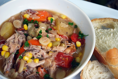 Brunswick Stew by FamilySpice.com