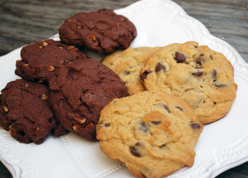 Moist & Easy Chocolate Chip Cookies