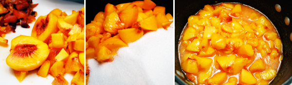 Homemade Peach Jam by FamilySpice.com